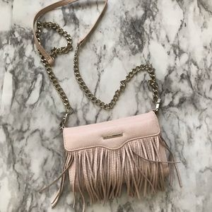 Fringe Mini Purse
